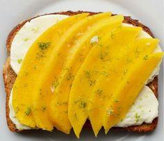 Mango + Lima + Mozzarella