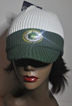 Green Bay Packers Womens Beanie Knit Hat Cap