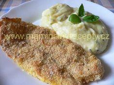 Ryba v citronové strouhance