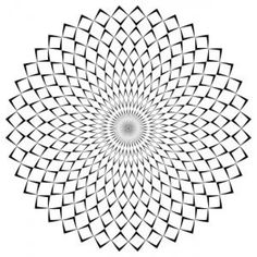 Difficult Level Mandala Coloring Pages | Mandala Coloring Pages