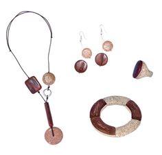 Natural touch of the collection NATURA 🍁 find more 👉🏻 www.ernestodebarcelona.com #ernestodebarcelona #woodencollection #woodenjewelry#vintagestyle #ecodesign #recycledfashion #fashionista #trendyjewelry #bijouxfantaisie #красиво #barcelona #sitges #bracelet #pulseras #bracciale #браслет #jewelrygram #cositas #jewelryset #barcelona #espana #spain #Барселона