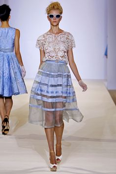 Temperley London Spring 2013 Ready-to-Wear Collection #lfw