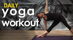 Daily Yoga 40 min Workout with Michelle Goldstein ~ Calm is a Superpower