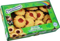 Entenmann's St. Patrick's Day Gourmet Raspberry Cookies