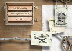 App para escribir poemas   PaLaBraS  AzuLeS