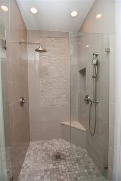 All Marble Walk In Shower Such A Stunner Bathroom Pinterest - Greenville bathroom remodeling