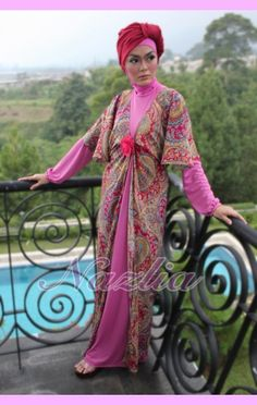 Khanza Parsley Fhucia - Butik Baju Muslim Online ~ Nazlia.Com