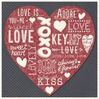 Pinterest is buzzing with ideas for creating shapes filled with words - known as subway art. There are a couple of easy ways to create these for yourself using StoryBook Creator 4.0! (US|CAN) Imagine the Valentine's Photo Panel (US|CAN) you could make for your sweetie using this technique! NOTE: Each project was created using the P.S. I Love You Digital Kit (US|CAN). Project Design by Annette Kmitch This first idea uses your own words to fill a heart-shaped text box. Here's how it's done: Ope...