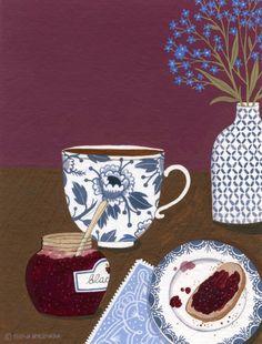 blackberry jam - yelena bryksenkova