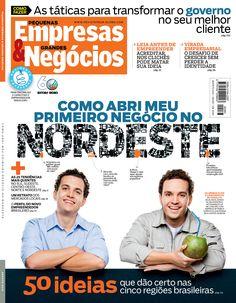 Edição 283, agosto de 2012. Capa especial das regiões Norte e Nordeste.