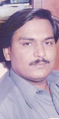 Ayaz Jani (original name Ayaz Hussain Channa)  born 4 October 1967 – died 6 June 2016) Pakistani was a poet and journalist in the Sindhi language. Jani had been writing poetry since his school days and gained popularity as a romantic. He died of a heart attack.