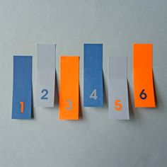 What's your number of the day? Sticky note numbers!