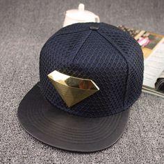 Diamond Hip Hop Cap