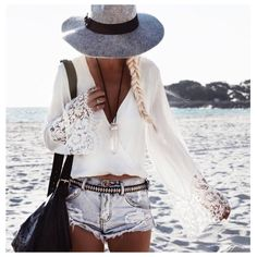 Fiesta Lace Top ❤️ SHOP www.jaggerscloset.com.au