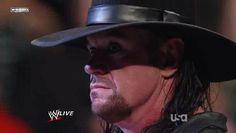 The Undertaker Monday Night Raw 3/8/10
