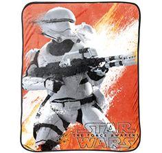 "Amazon.com: Star Wars Classic 50"" x 60"" Throw: Home & Kitchen"