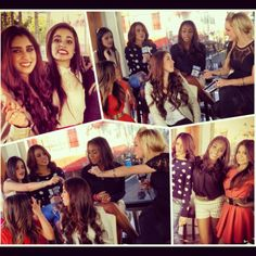 Fifth Harmony Hollywire Interview