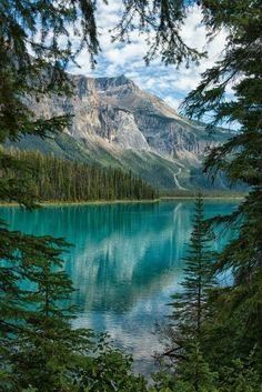 Emerald Lake, Yoho National Park, Canada