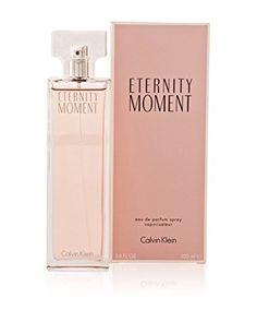 Calvin Klein Damen Eau de Parfum Eternity Moment 50 ml