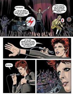 Haddon Hall: When David Invented Bowie David Bowie Tribute, David Bowie Art, Pop Art, Moonage Daydream, David Mitchell, Cloud Atlas, Ziggy Stardust, King David, Silver Surfer