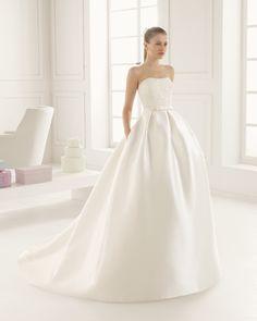 EMIR vestido de novia Rosa Clará Two