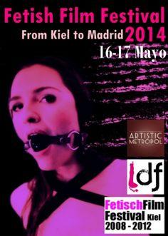 Saca tu mejor látex para recibir el Fetish Film Festival de Madrid