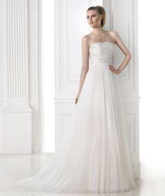 Wedding Dress | Pronovias MERAS
