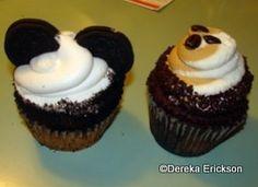 Coffee Mocha Cupcake at Boardwalk Bakery!