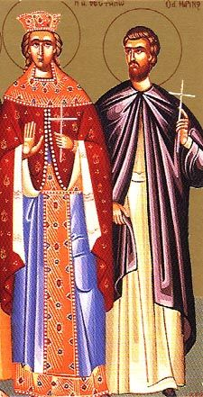 Martyr Marinus of Rome