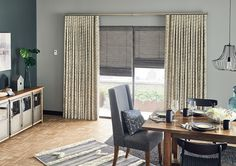 Interior Design Springs Window Fashions, Cellular Shades, Window Treatments Living Room, Window Styles, Scene Photo, Window Coverings, New Homes, Windows, Architecture