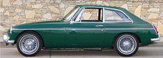 MG B GT 1966 Californië SPS344