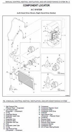 Aire Acondicionado: Diagrama Esquemático