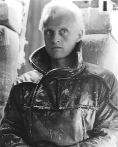 Bladerunner - Rutger Hauer in a role that defined him for many years.