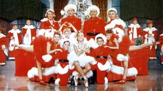 """#TheList: Andrew Saffir's Top 10 Holiday Films. """"White Christmas."""""""
