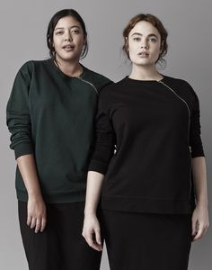 Meridian Pullover - Sizes 10-28 - Plus Size Inclusive -  UNIVERSAL STANDARD - 6