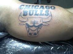 Kevin - Chicago Bulls tattoo