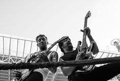 "Volbeat on Instagram: ""Thanks Miami! @robcaggiano #michaelpoulsen photo by @britt_bowman"""