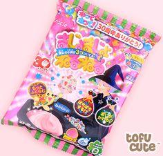 Buy Kracie Majo Majo Neru Neru Nerune DIY Candy - Peach Witch at Tofu Cute