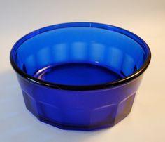 Cobalt Blue Casserole Dish