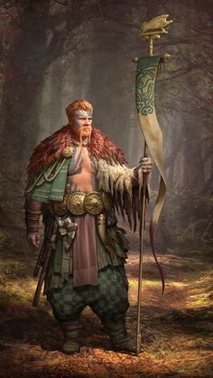 m Cleric Barbarian standard holder forest hills ArtStation - Celts, Roman Zawadzki Fantasy Characters, Celtic Warriors, Character Design, Character Inspiration, Fantasy Artwork, Fantasy Art, Fantasy Warrior, Fantasy Character Design, Art
