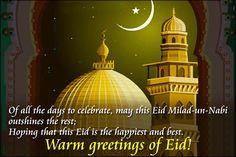 eid milad greetings in english