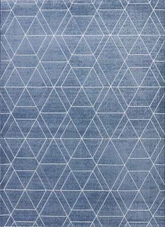Hype, from the new Paulina Collection of machine made rugs, is a mod nod to the mid-century era and design motifs inspired by sputnik. Constructed in 100 percent polypropylene for durability, it's an out-of-this-world look in shades of Smoke Blue and Simply Taupe.