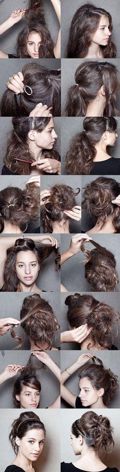 http://mulher.uol.com.br/beleza/album/2012/05/09/coque-anos-60-veja-o-passo-a-passo-do-penteado-com-tiara.htm#fotoNav=1