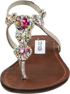 Steve Madden Women's Glaare Sandal - designer shoes, handbags, jewelry, watches, and fashion accessories | endless.com $89.95