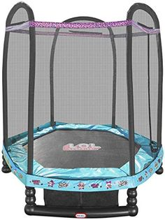 Check out the hottest selection of LOL Surprise gift ideas! We've put together a list of 99 unique LOL Surprise products that any girl would love! Enclosed Trampoline, Trampoline Safety Net, Little Girl Toys, Toys For Girls, Kids Toys, Girls Furniture, Cute Bedroom Decor, Princess Toys, Presents For Kids