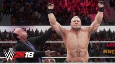 https://www.youtube.com/watch?v=qtkaL32raX4 As the WWE 2K18 cover Superstar, Seth Rollins joins an exclusive fraternity of WWE Legends who became the face of 2K's WWE video game series. Find how out Rollins would fare in a WWE 2K18 Dream Match against former cover Superstar Brock...