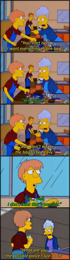 The Simpsons depicts every job ever