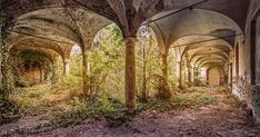 11 Creepy Abandoned Buildings You Can Explore In Ontario featured image Abandoned Buildings, Abandoned Places, Beautiful World, Beautiful Places, Amazing Places, State Of Decay, Garden Arches, Catacombs, My Secret Garden