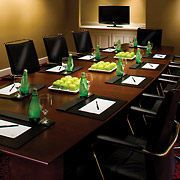 There are many options for corporate meetings at the Marriott Metairie. With 3 boardrooms, 2 large conference or event spaces, a split conference room, floating meeting space and their large, fully connected Great Room, this hotel provides your company with everything you need to have a successful business event.