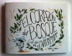 "Check out new work on my @Behance portfolio: ""El Corazón del Bosque .  Minilibro  / Autoeditado"" http://on.be.net/1IDqbzE"